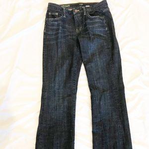 Jcrew boot cut jeans